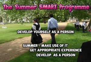 The Summer SMART Programme